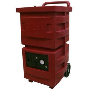 Best Negative Air Machine for Fine Particles