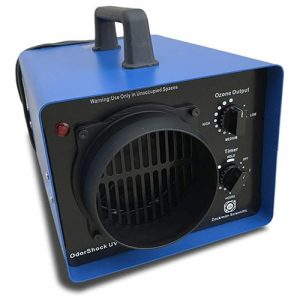 Ozone Machine - Zackman Odor Shock