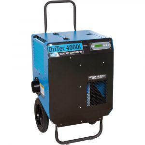 Desiccant Dehumidifier for Mold Remediation
