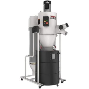 Jet JCDC-3 3 HP Cyclonic Dust Collector Kit