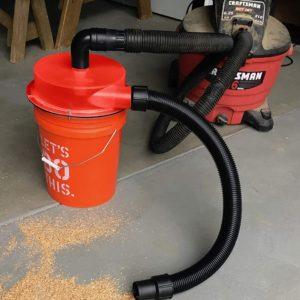 Shop Vacuum Dust Separator