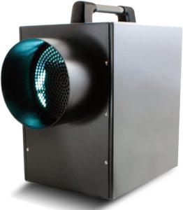 Hydroxyl Generator for Odor Removal