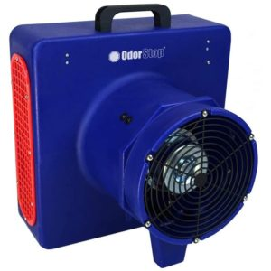 Commercial Ozone Generator with UV and Carbon Filtration